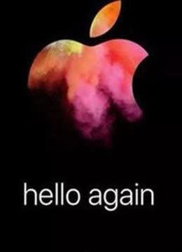 苹果10.27新品发布会