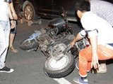 大学生骑改装电动车飙车身亡