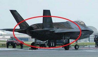 F-35刚到日本就起火 日本这次被彻底坑了?