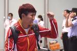 奥运健儿抵达机场 丁宁苏炳添受粉丝疯狂围堵