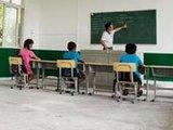 长沙一小学开学 全校学生仅3人