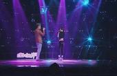 吴秀波李菲儿对唱《选择》 菲儿紧张失误?