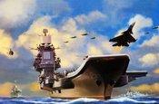 明斯克号航母为何成不了第二艘辽宁舰