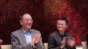 柳传志点赞马云美国演讲:为中国露脸 让我激动!