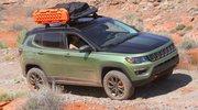 吉普指南针Trailpass 小交叉组合车型到新的高度