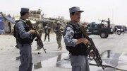 阿富汗警察