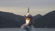 朝鲜5日向朝鲜半岛东部海域发射3枚弹道导弹