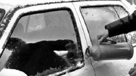 答疑   天太冷车门被冻住了怎么办?