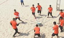 《海洋沙滩嘉年华》20180701集体颠球计时赛