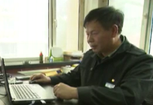 """""""国宝""""级测量专家 徐伟"""