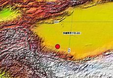 新疆皮山县地震