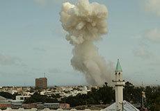 索马里首都发生爆炸