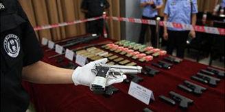 湖北警方破获跨国贩枪案 密捕打开突破口