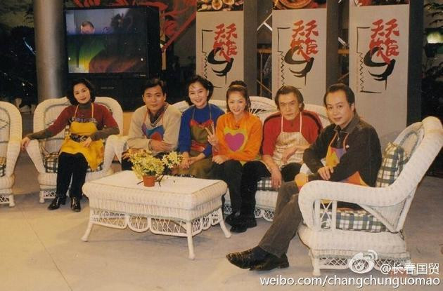CCTV host Huang Jianxiang Ju Ping 16 years ago, all over the tender