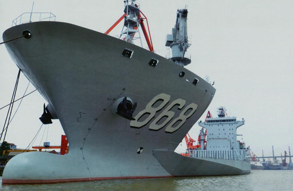 海军首批停靠吉布提基地的舰艇为啥是这两艘?