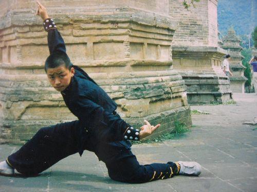 而他也不忘少林寺培养之恩,2016年除夕之夜,更和释小龙现身少林寺,同