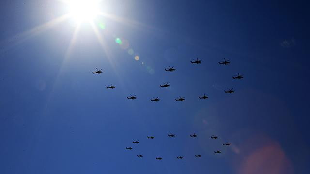 9个作战群 36个方队梯队!回顾建军90周年阅兵全程