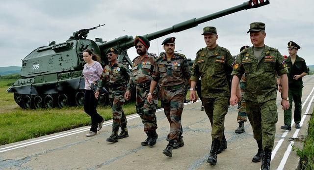 中印对峙俄却躺枪 被指将与印在中国附近军演