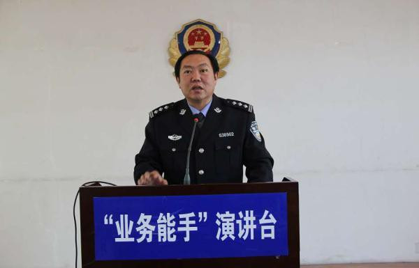 Hengshan Shaanxi Public Security Bureau Shi Yongfeng was reviewed the parties: I am not afraid