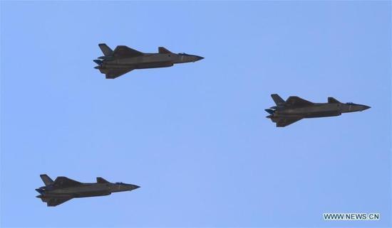 印媒:不畏惧中国歼20 印有俄制防空导弹保护