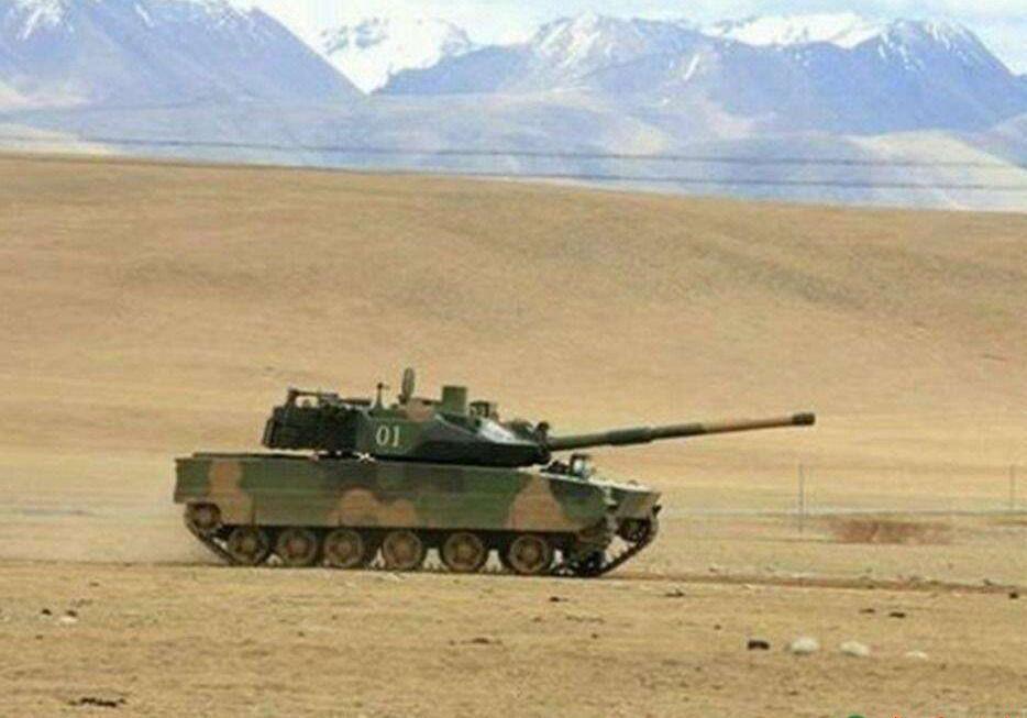 砺刃丨陆军轻骑兵----浅谈中国新型轻型坦克