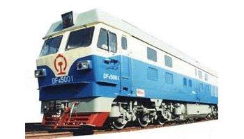 东风4c型内燃机车