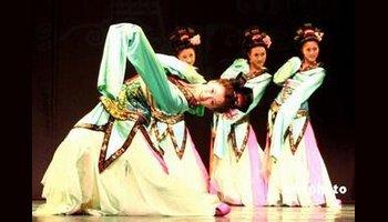中国古典舞图片