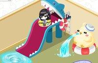 水上乐园主题钻石家具-鲨鱼滑梯-蛮啾喷水池.jpg