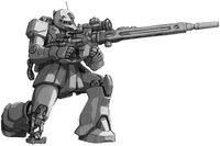 MS-05L狙击型扎古