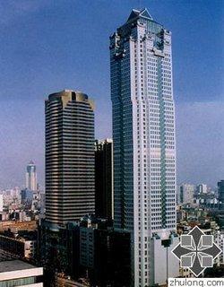 武汉世贸大厦地下二层