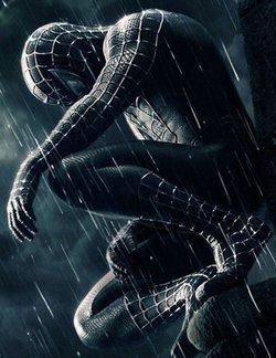 黑色蜘蛛侠手机壁纸高清 图片合集
