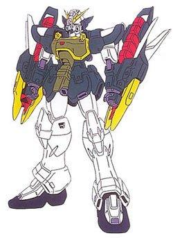 XXXG-01S2双头龙高达EW