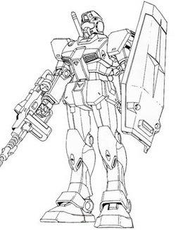RGM-79吉姆(Origin)