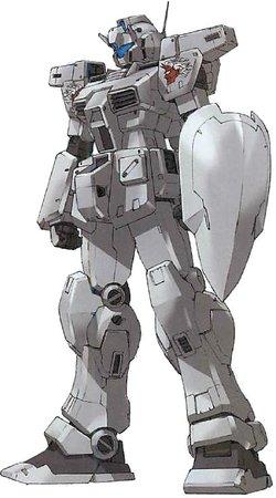 RGM-79N特装型吉姆·银色霞光