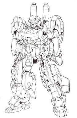 RX-81FCG-Line全装特装型