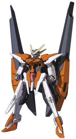 GN-011妖天使高达