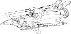"FXA-08GB(Bst)核心推进器""0088"""