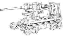 防空加农炮