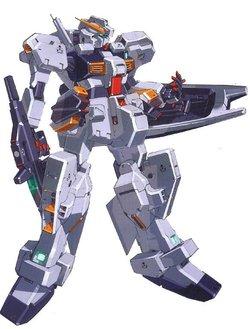 RX-121-1高达TR-1·海兹尔改