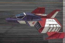 FF-X5试作型核心战机