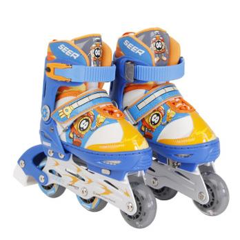 滑冰鞋全套 儿童旱冰鞋正品