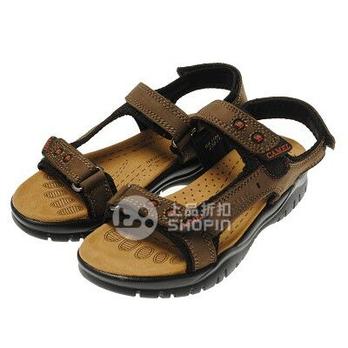 骆驼牌专柜正品凉鞋110491222
