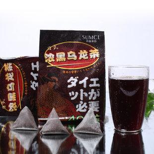 尚客茶品 浓黑乌龙茶 40袋*2包 健康茶饮 越淘