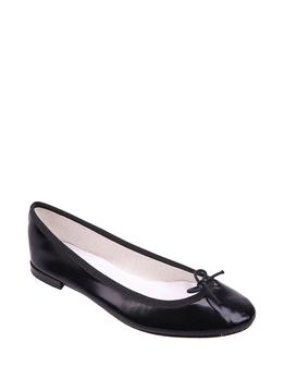 蝶结装饰女士平底休闲鞋
