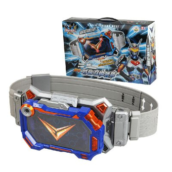 双钻特鲁铠甲召唤器 超级特鲁腰带套装铠甲勇士玩具
