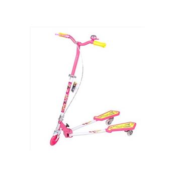 蛙式车 三轮滑板车
