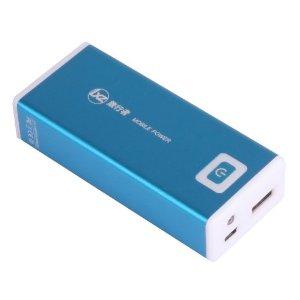 52005200mAh智v电脑电脑电源(内置省电强为什么iphone5c连不上蓝色图片