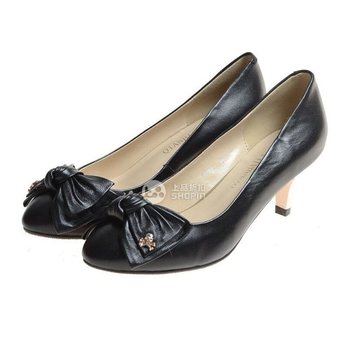 千佰莉专柜正品2012单鞋6e001