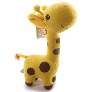 超萌可爱长颈鹿