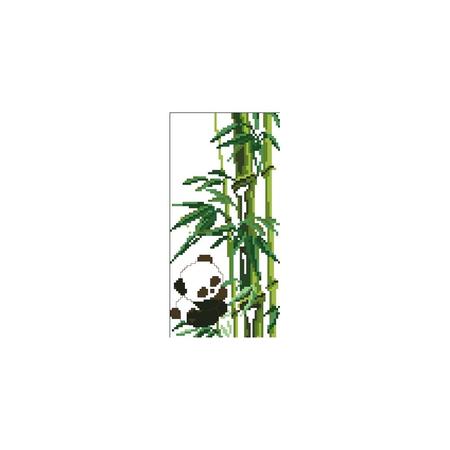 熊猫吃竹子图片简笔画怎么样 熊猫吃竹子图片简笔画